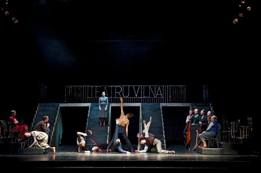 Ghetto, Theater Koblenz, 2017/18 – mit Julia Steingaß, Raphaela Crossey, Wolfram Boelzle, Rory Stead, Ian McMillan, KS Claudia Felke, Kathrin Becker, Magdalena Pircher, …