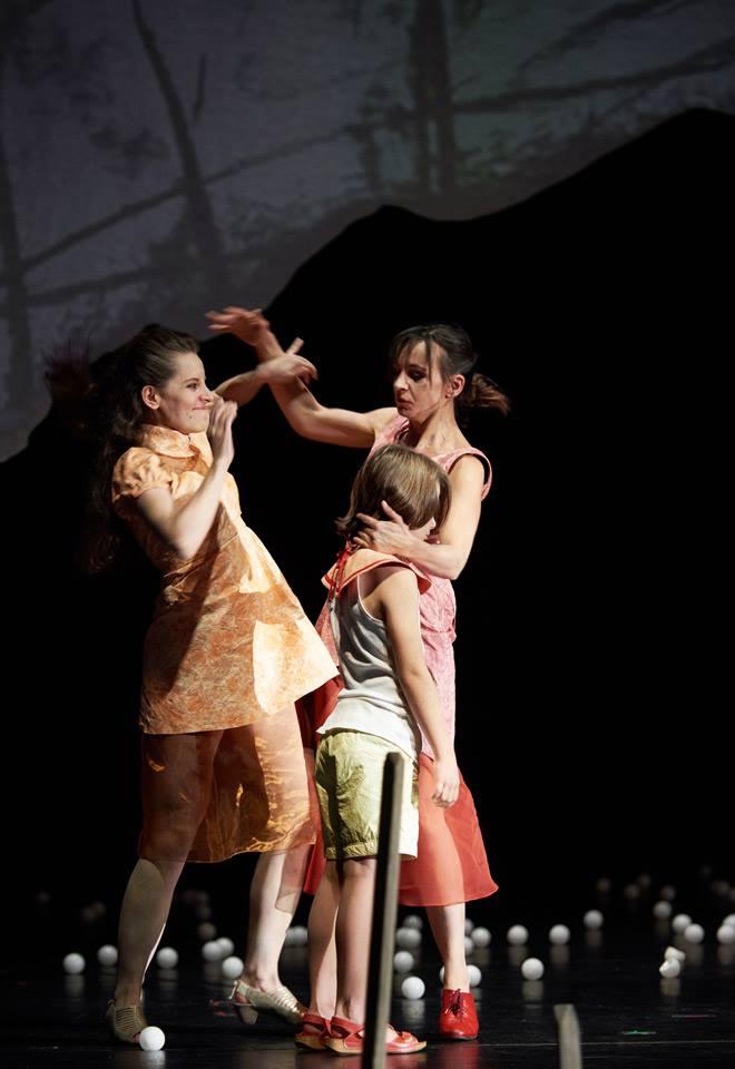 KÄTHE, Woyzeck, Theater Koblenz, 2018 – mit Jana Gwosdek, Magdalena Pircher