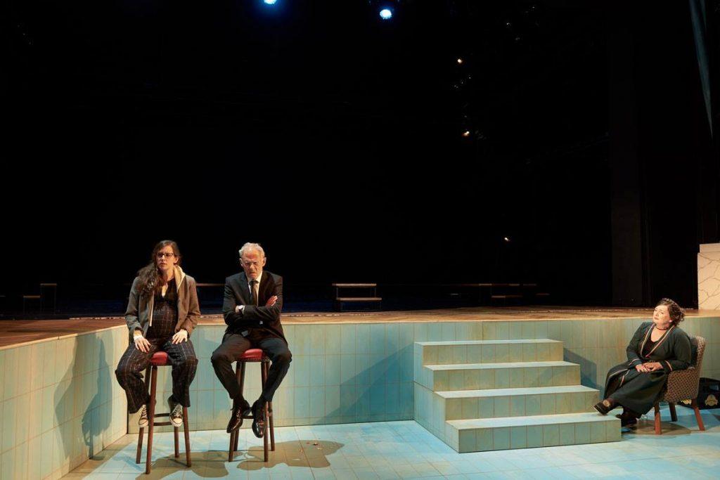 JULIA, Maß für Maß, Theater Koblenz, 2019 – mit Magdalena Pircher, Georg Marin, KS Claudia Felke