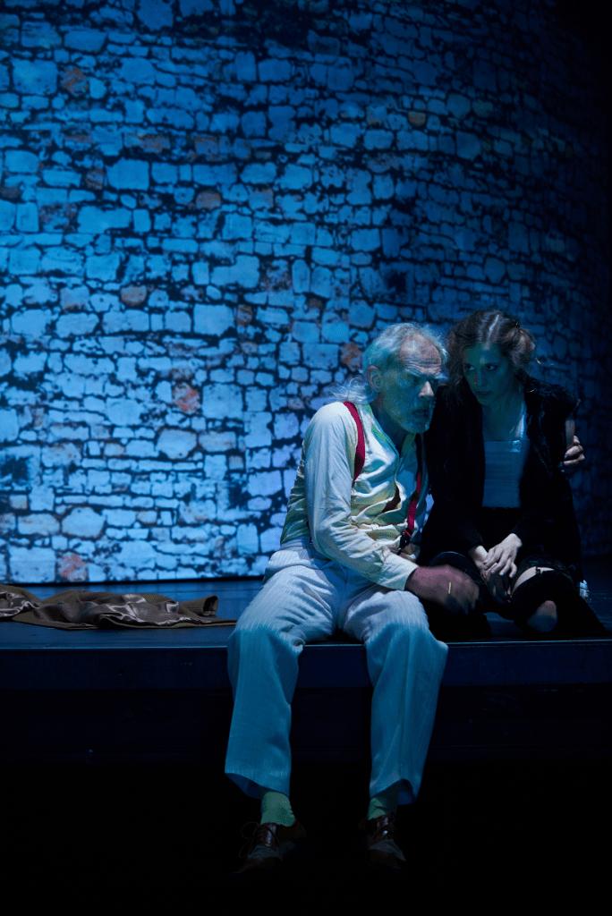 CORDELIA, König Lear, Theater Koblenz, 2017/18 – mit Magdalena Pircher, Georg Marin