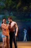 NINA, Die Möwe, Theater Koblenz, 2017 - mit Jona Mues, Magdalena Pircher, Ian McMillan