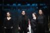 Die Schutzbefohlenen, Theater Koblenz, 2016 - mit Jana Gwosdek, Magdalena Pircher, Tatjana Hölbing, Dorothee Lochner