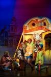 ANIKA, Pippi plündert Weihnachten, Theater Koblenz, 2015/16 - mit Magdalena Pircher, Johannes Rosenzweig, Myriam Roßbach, Stephan Siegfried, Jennifer Telesi Silke