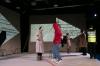 MRS SHEARES, Supergute Tage, Theater Koblenz, 2016 - mit Magdalena Pircher, Ian McMillan, Jan Käfer, Jana Gwosdek, Jona Mues