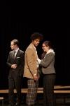 JULIA, Maß für Maß, Theater Koblenz, 2018 - mit Ian McMillan, Stephen Appleton, Magdalena Pircher