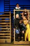 HERO, Viel Lärm um Nichts, Theater Koblenz, 2015 - mit Magdalena Pircher, Jan Käfer, David Prosenc, Reinhard Riecke, Christof Maria Kaiser, Ian McMillan, Ismail Deniz