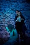 CORDELIA, König Lear, Theater Koblenz, 2017/18 - mit Magdalena Pircher, Georg Marin, David Prosenc