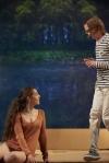 NINA, Die Möwe, Theater Koblenz, 2017 - mit Jona Mues, Magdalena Pircher