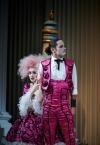 CLARICE, Der Diener zweier Herren, Theater Koblenz, 2019 - mit Magdalena Pircher, Stephen Appleton