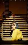 Hero, Viel Lärm um Nichts, Theater Koblenz, 2015 - mit Magdalena Pircher, Ian McMillan, Isabel Mascarenhas, Christof Maria Kaiser